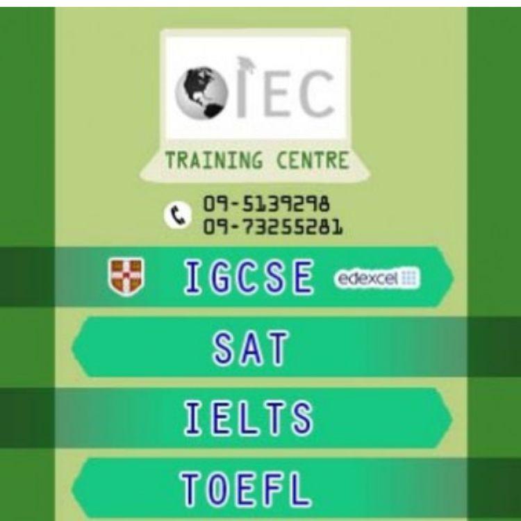 OIEC IGCSE TRAINING CENTRE Image, Education  classified, Myanmar marketplace, Myanmarkt